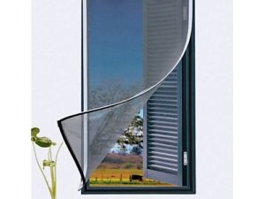 3M DIY Magnetic Insect/Mosquito Screen 2′ X 4′