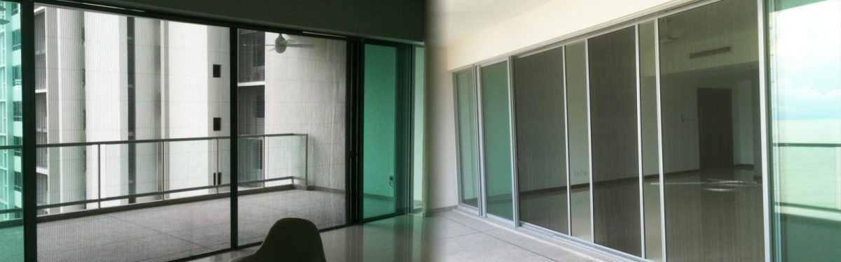 Specialized in doing Security Screens